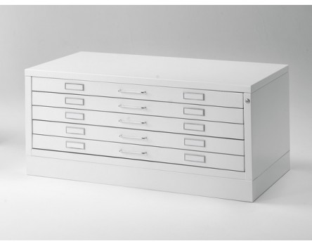 Draftech 5 Drawers DIN A0