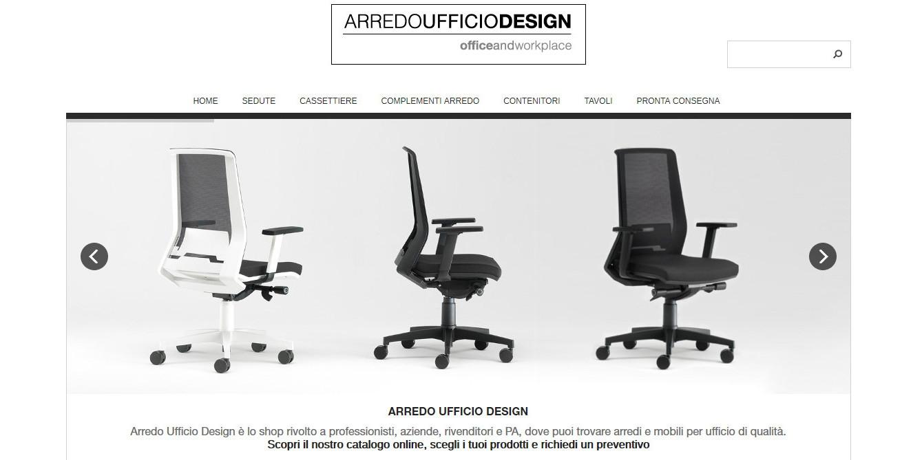 Arredo ufficio design mobili per l 39 ufficio la scuola la for Ufficio architetto design